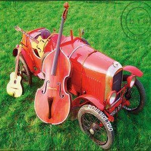 voiture ancienne flyer jazz manouche