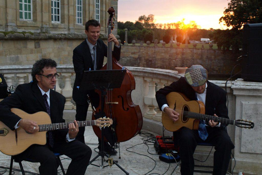 concert privé groupe jazz